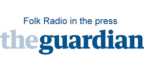 Post image for Folk Radio UK recommended by the Guardian